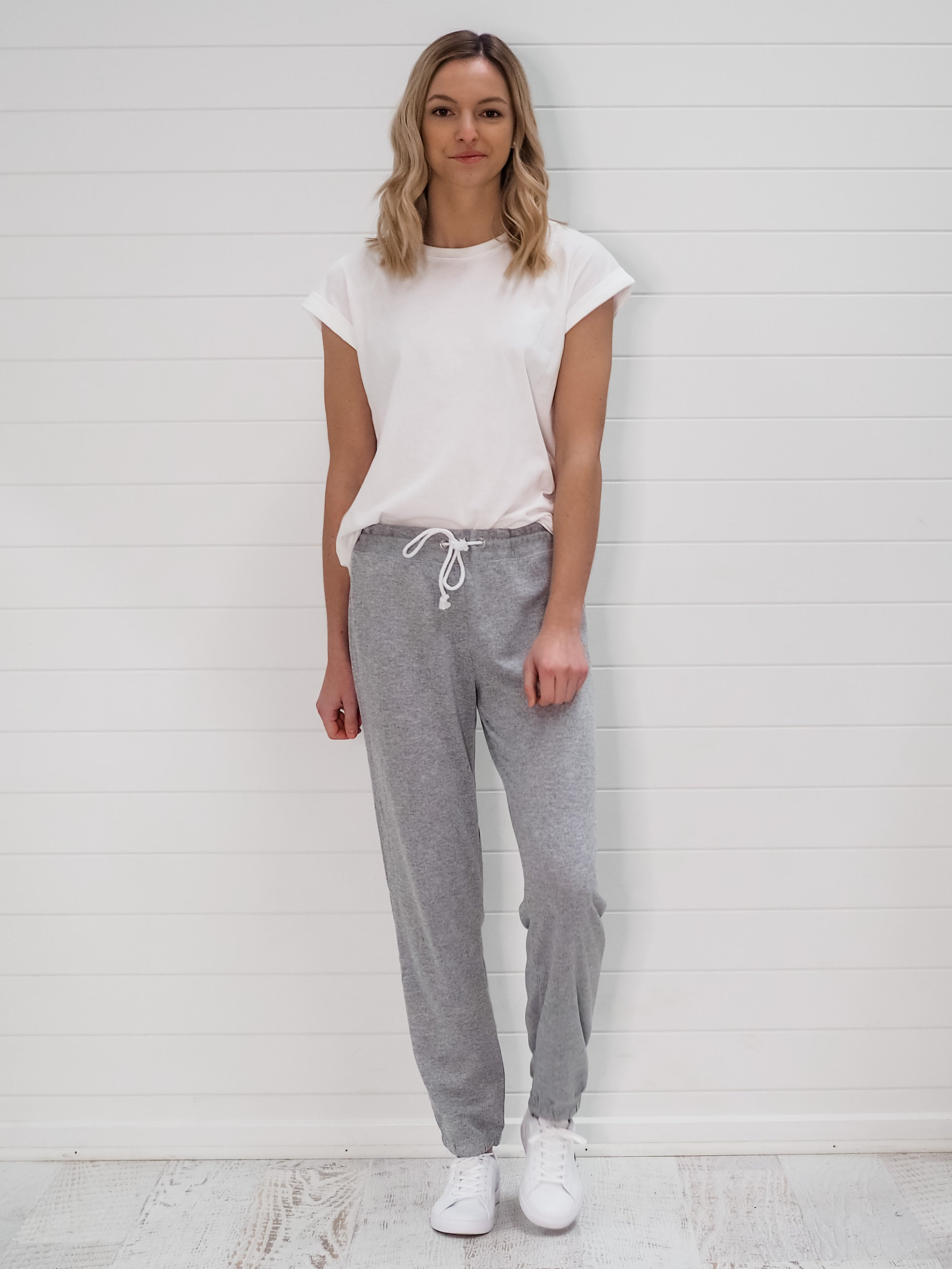 Jamie Sweat Pants - Grey