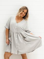 Kenzie Dress - Sage