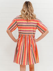 Tequila Sunrise Dress