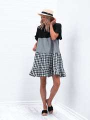 Betsy Dress - Gingham
