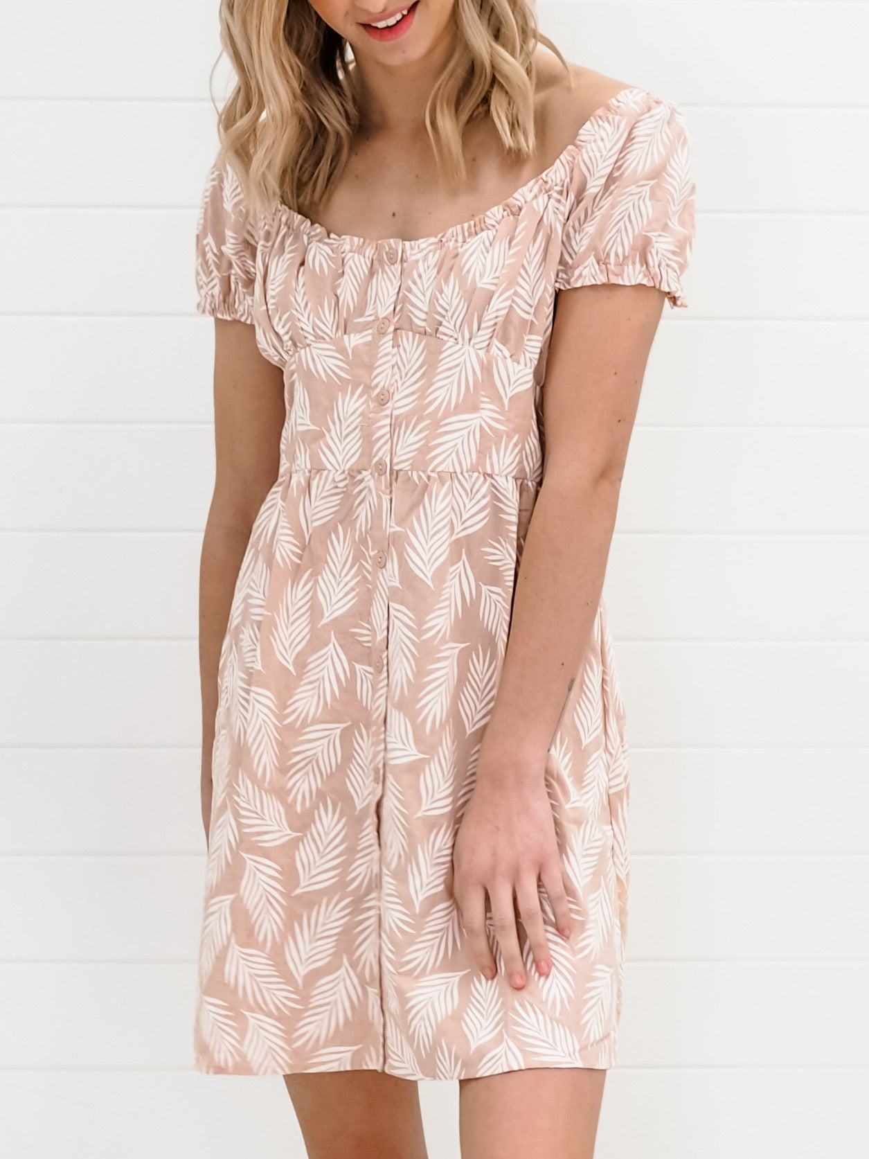 Kailani Dress - Pink