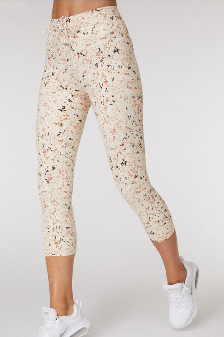 Sand Dune 7/8 Leggings