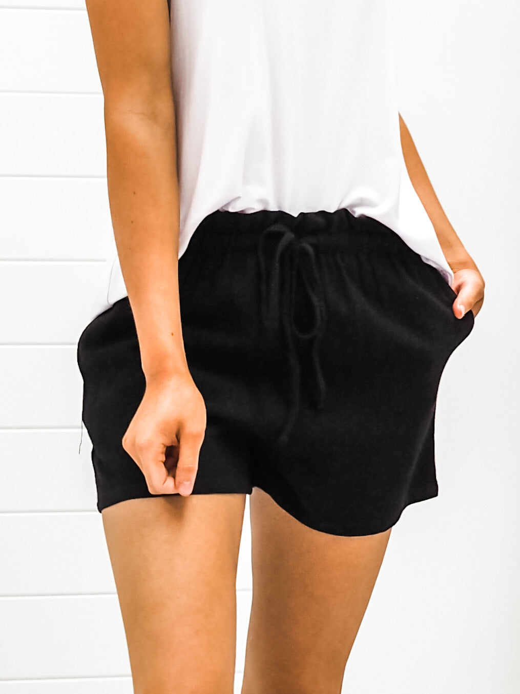 Charlie Shorts - Black