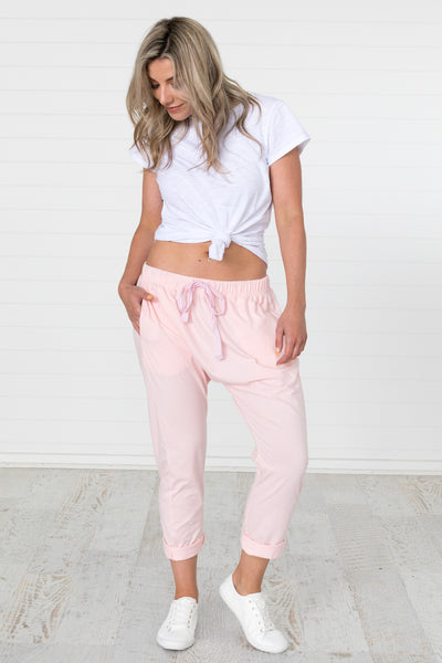 Jimmi Lounge Pant - Blush