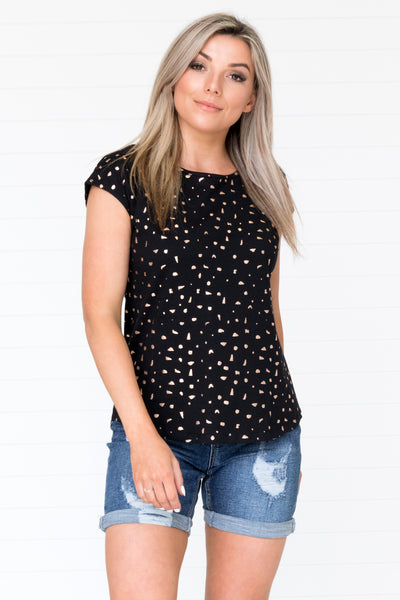 Lucy Tee - Black