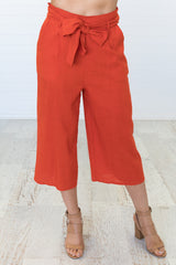 Felix Culottes - Orange