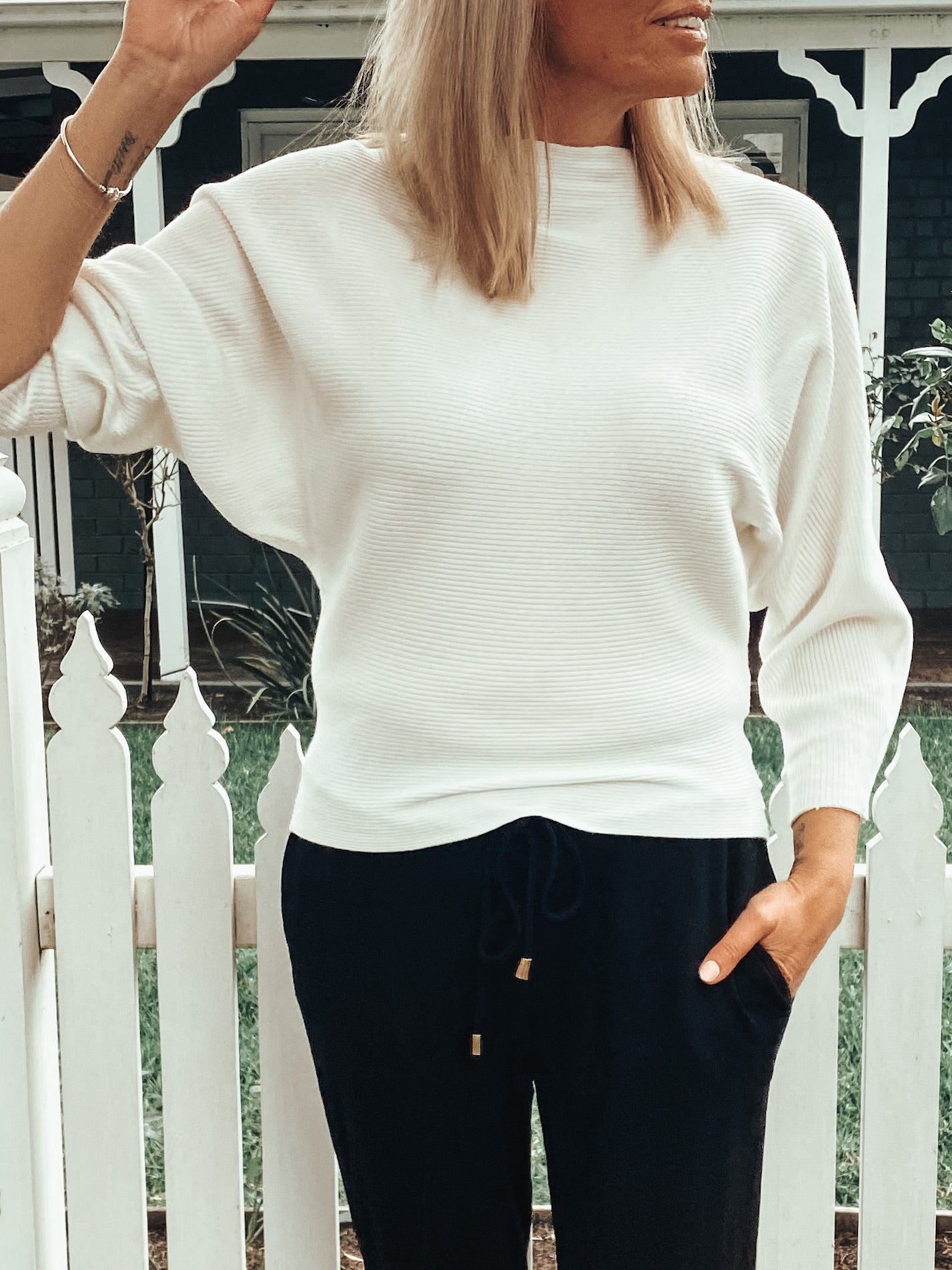 Bianca Knit - Off White