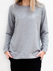 TSID Sweater - Grey