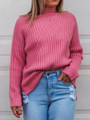 Tahlia Knit - Candy Pink