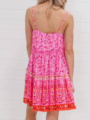 Lolly Dress - Pink