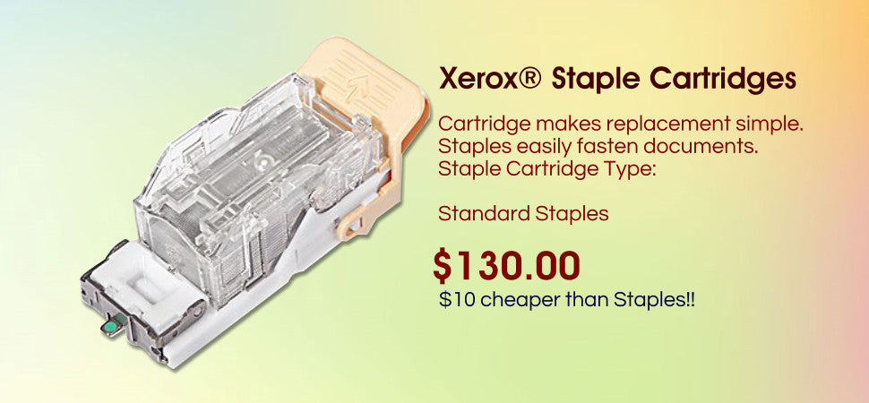 Xerox Staples Ink Cartridge