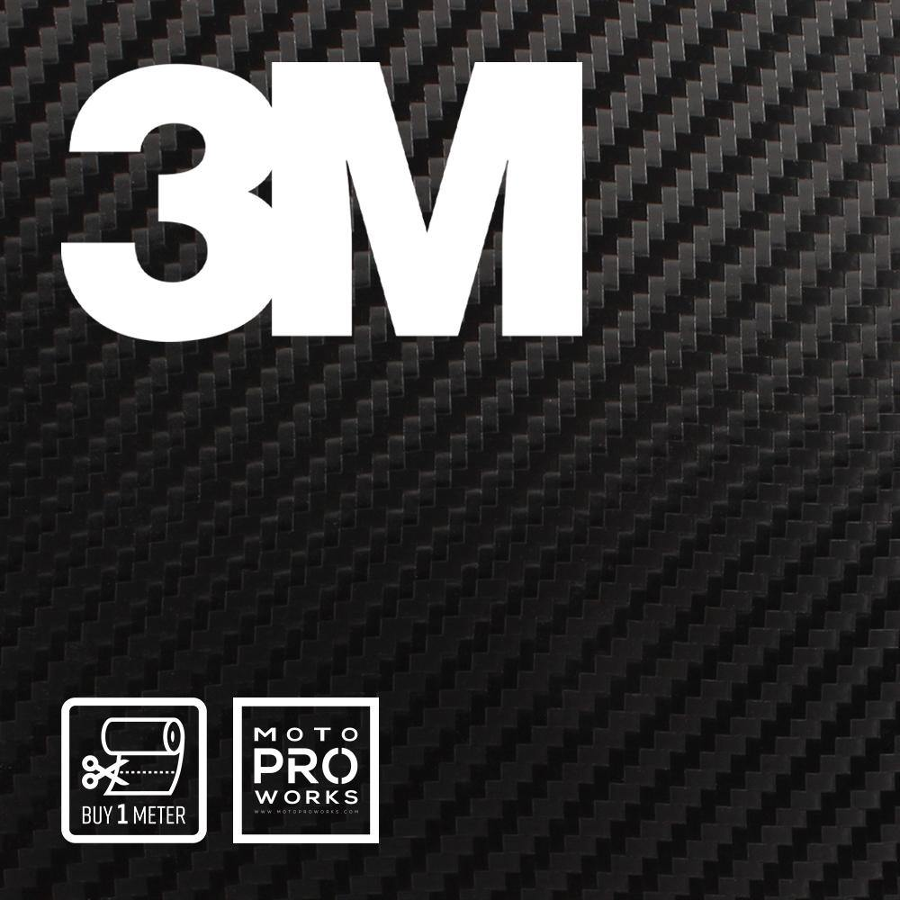 Wrap film | 3M™ 2080-CFS12 CARBON FIBER BLACK