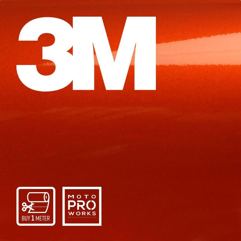 Wrap film | 3M™ 2080-G364 GLOSS FIERY ORANGE