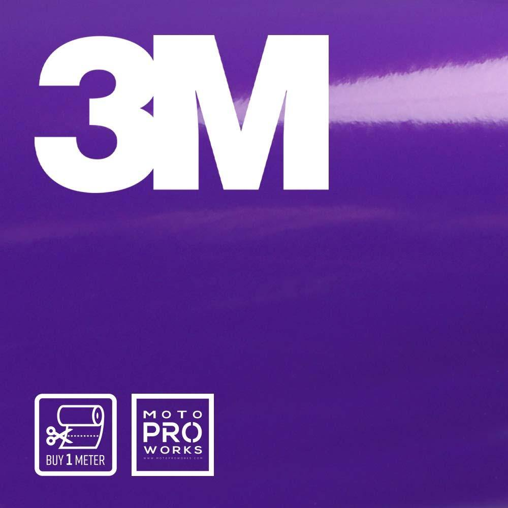 Wrap film | 3M™ 2080-GP258 GLOSS PLUM EXPLOSION