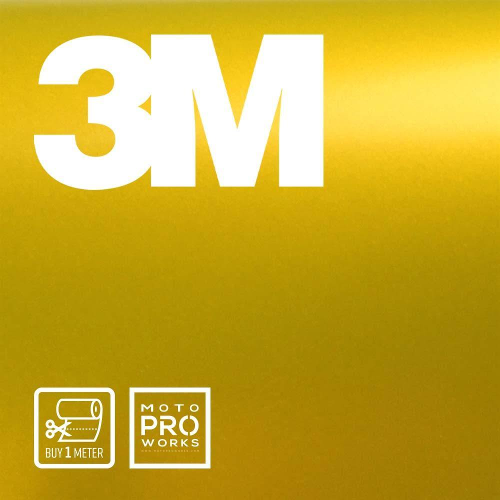 Wrap film | 3M™ 2080-S335 SATIN BITTER YELLOW