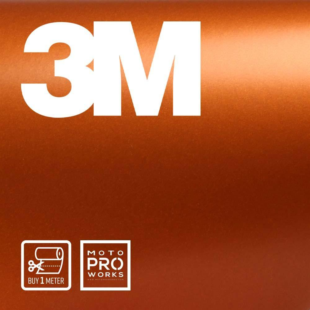 Wrap film | 3M™ 2080-S344 SATIN CANYON COPPER