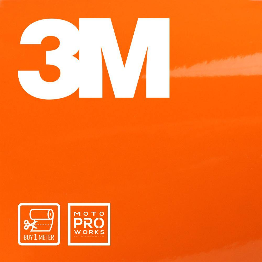 Wrap film | 3M™ 2080-G14 GLOSS BURNT ORANGE