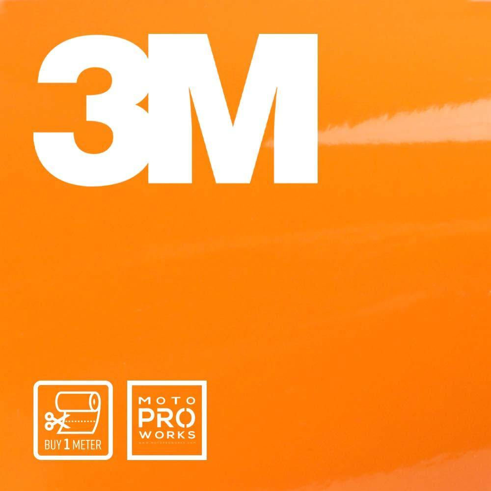 Wrap film | 3M™ 2080-G54 GLOSS BRIGHT ORANGE