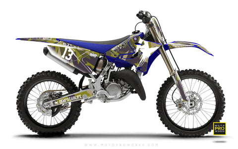 "Yamaha GRAPHIC KIT - ""M90"" (M90) - MotoProWorks 