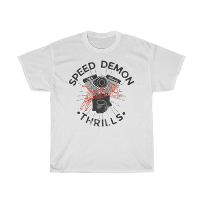 Speed Demon Thrills, Tee |  Motoclassico