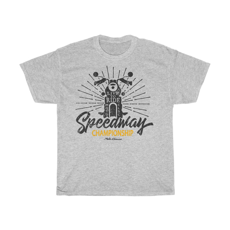 Speedway Championship, Tee |  Motoclassico