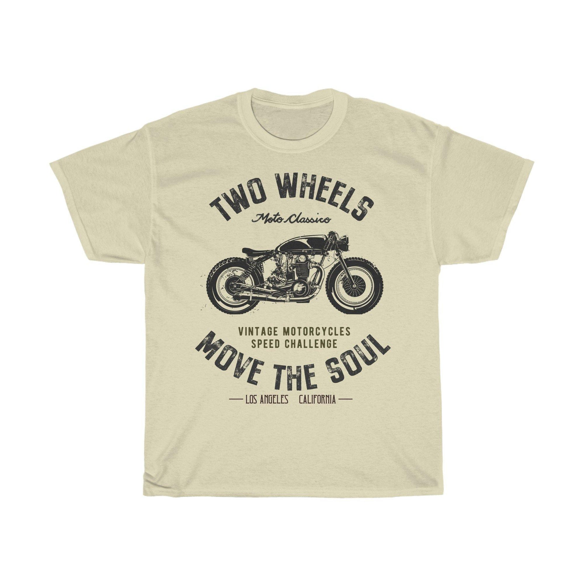 Two Wheel Soul, Tee |  Motoclassico