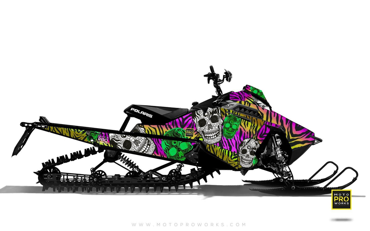 "Polaris Graphics - ""Fiesta"" (zink) - MotoProWorks 