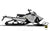 "Polaris Graphics - ""Stripey"" (white) - MotoProWorks 