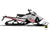 "Polaris Graphics - ""Tactical"" (white) - MotoProWorks 
