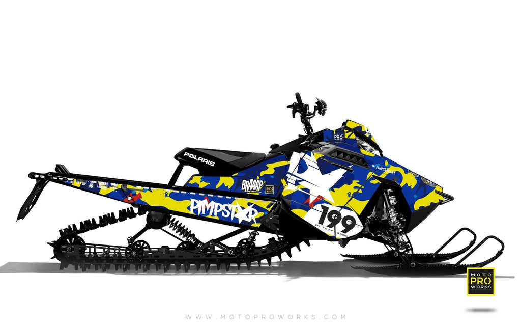 "Polaris Graphics - ""Wildcamo"" (jimmy) - MotoProWorks 