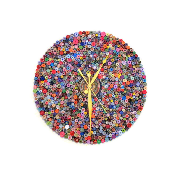 Wall Clock,  Eco Friendly Decor