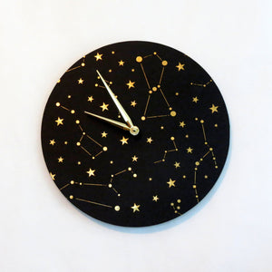 Constellation Wall Clock