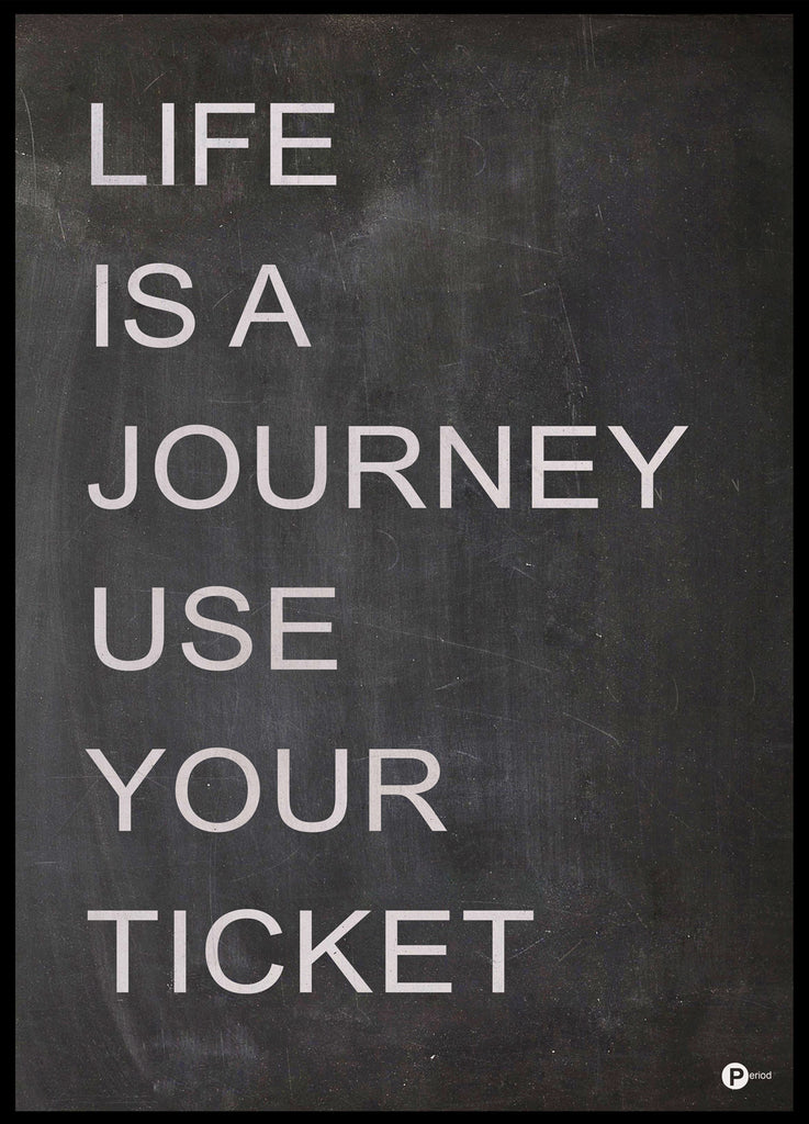Life Is A Journey - Aise