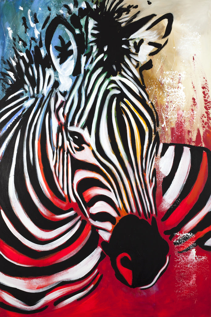 Zebra red - Aise