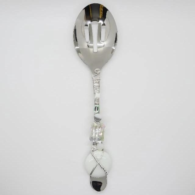 Large Slotted Spoon