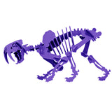 NEW! Komatex Smilodon (PVC) 8 Color Options