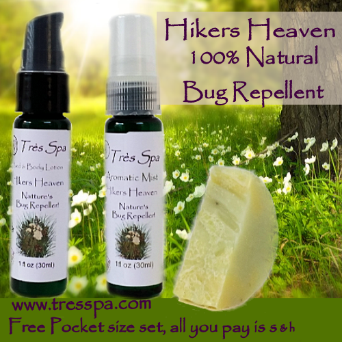 Hikers Heaven Pocket Set Special!!