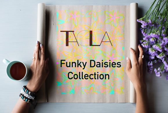 Funky Daisies Collection