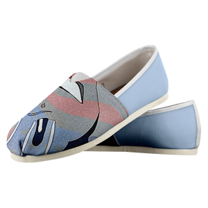 Miss Dee's Faded Glory Casual Espadrille Shoe (Sizes US 4.5-14)