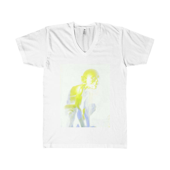 Eli American Apparel V-neck T-shirt
