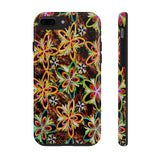 Funky Daisies on Tough iPhone X+ Cases