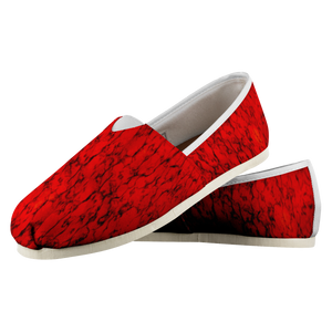 Lava Pool Casual Espadrille Shoe (Sizes US 4.5-14)