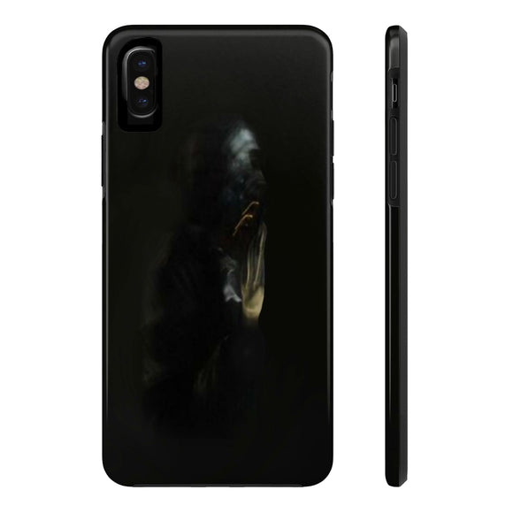 Searching for Change on Tough iPhone X Phone Case