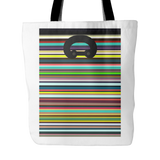 "Carlisle Tote-White 18""x18"". Full price is $25.00"