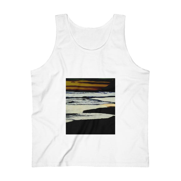 Dusk by the Sea Men's Gildan Ultra Cotton Tank Top