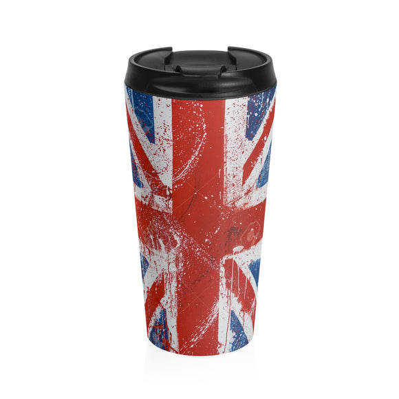 Brits Union Jack Travel Mug
