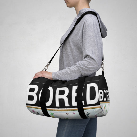 Bored! Duffle Bag