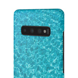 Poolside 1 Samsung Galaxy S10 Series Snap Cases