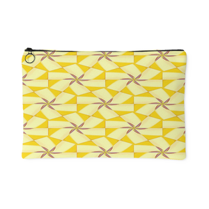 Humbug Butterscotch Accessory Pouch (large only)