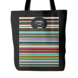 "Carlisle Tote-Black. 18""x18"". Full price is $25.00"